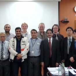 Takreer Refinery Group III Base Oil Project HAZOP & SIL Workshop, Hyundai Office, Korea