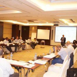 Al-Shamal Effluent Treatment Plant HAZOP, Doha, Qatar