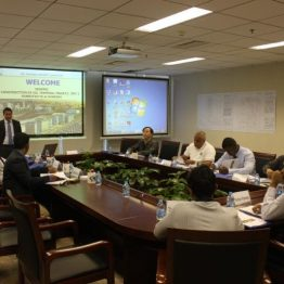 ADNOC Distribution Oil Terminal Project HAZOP & SIL Workshop at SINOPEC Office, Beijing, China