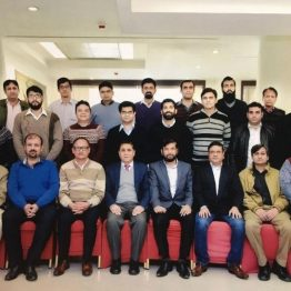 Conducted 5-day Hazard Study Leadership Training Workshop for ICI in Lahore (Dec 2016)