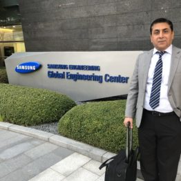 ADNOC Refining Crude Flexibility Project HAZOP & SIL at Samsung Engineering, Seoul from 1st to 26th Oct 2018.